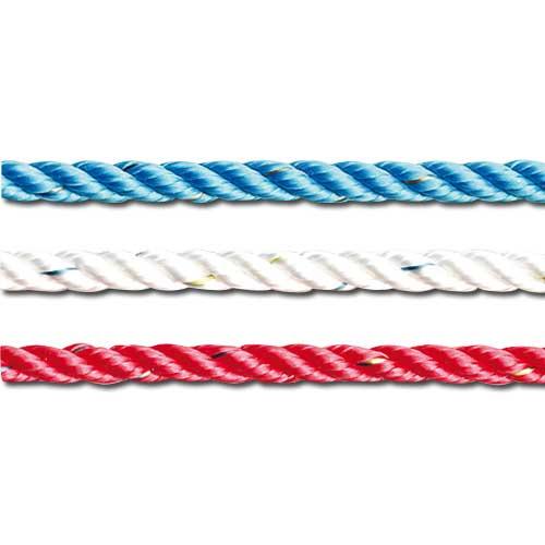 3 Strand (White)