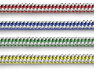 Dinghy Control Line 3mm (yellow)